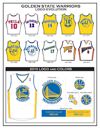 golden state warriors unveil new logo color scheme and branding