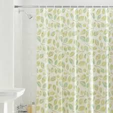 mainstay fiji leaves peva shower curtain walmart com