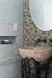 mosaic tile bathroom ideas charming glass mosaic tiles design ideas for adorable bathroom