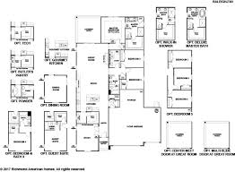 richmond american homes floor plans new homes in st augustine fl home builders in arbor mill at mill