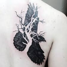 24 best raven tattoo templates images on pinterest creative