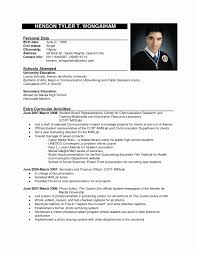 standard format resume 50 inspirational date of birth format in resume resume cover