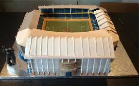 wedding cake leeds leeds united cake elland road football stadium birthday cake