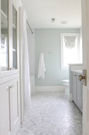the midway house guest bathroom sherwin williams sea salt sea