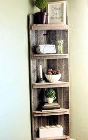 sweet corner shelves for bathroom fine design best 25 shelving