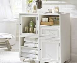 Bathroom Floor Storage Cabinets White Modern Bathroom Exquisite Floor Storage Cabinets Cabinet On At