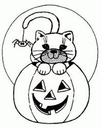 halloween colouring sheets party cupboard edit celebration