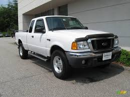 2004 ford ranger xlt 2004 oxford white ford ranger xlt supercab 4x4 14222143