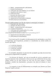 Rapport De Stage Sur Transport International Transit Et Logistique Gr Mission Bureau De Controle
