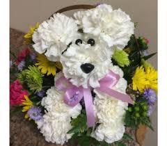 florist melbourne fl puppy in melbourne fl paradise florist gifts