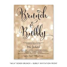chagne brunch invitations brunch bubbly invitations bridal shower invitations digibuddha