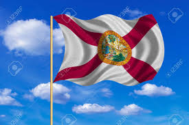 Florida Flag History Flag Of The Us State Of Florida American Patriotic Element