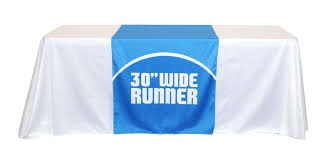 Xpressscan Print Table Runners