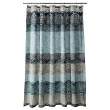 Shower Curtains by Scallop Dot Shower Curtain Threshold Target