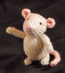 mice knitting patterns in the loop knitting