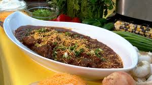 chuck wagon chili for the slow cooker recipe emeril lagasse
