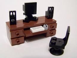 Computer Desk Sets Lego Computer Desk Parts U0026 Instructions Great Furniture Set