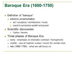 the baroque period styles concerto grosso 3 movements fast