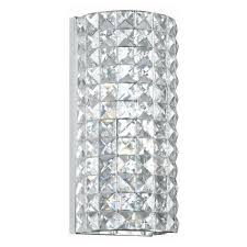 crystal wall sconces chandeliers romantic crystal wall sconces