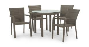 Wicker Patio Dining Chairs Outdoor Living U2013 Patio Sets U2013 Hom Furniture
