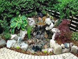 Diy Rock Garden Diy Rock Garden Fountains Diy Ideas
