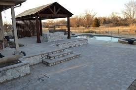 flagstone pavers patio stone u0026 paver patios everything outdoors of tulsa