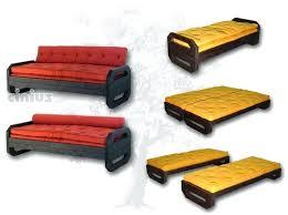 lit transformé en canapé lit transforme en canape canapacs lit ops canapac lit ops deux