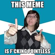 Scottish Meme - this meme is f cking pointless cool scottish girl meme generator