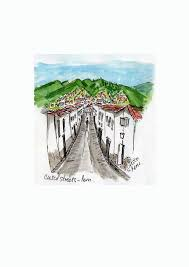 42 best travel sketches images on pinterest watercolour