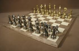fresh chess table set up 616