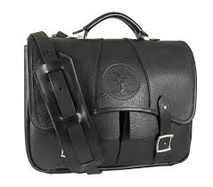 leather laptop messenger bag 13 soho tree of oberon design