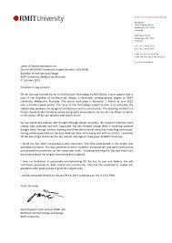 School No Letter Of Recommendation Rmit Recommendation Letter