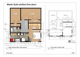addition floor plans new home addition floor ideas also charming master bedroom additions