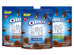 where can i buy white fudge oreos oreo adds mini fudge dipped thins in stores oreo bites at arby s