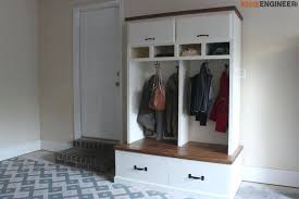 Storage Cubbie Bench Cubby Storage Building Plans Would Love This In My Creating Space