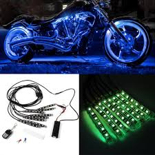led strip lights for motorcycles buy motorcycle led light kit and get free shipping on aliexpress com