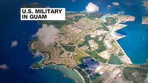 Guam World Map Guam Governor Warns North Korea After Threats Of Attack North