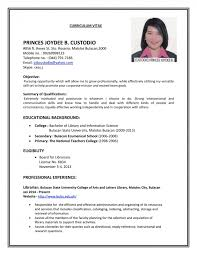 How To Prepare Resume For Job Interview How To Make A Resu Eliving Co