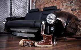 Recycle Sofas Free 50 Ideas To Recycle An Old Car Into A Piece Of Furniture Flea