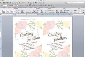 printable wedding invitation free printable wedding invitation templates for word vastuuonminun