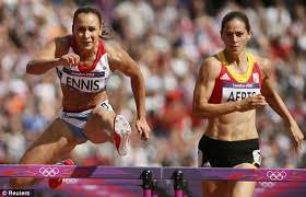 jessica ennis is back in the running for heptathlon gold after