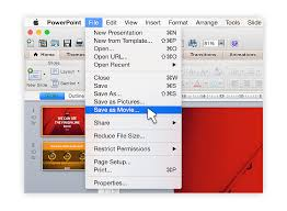 Tutorial Save Your Powerpoint As A Video Present Better Ppt Powerpoint