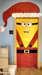 Office Door Decoration Latest Cool Door Decorating Ideas With Office Door Christmas