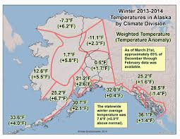 Juneau Alaska Map by Deep Cold Interior And Northern Alaska Weather U0026 Climate March 2014