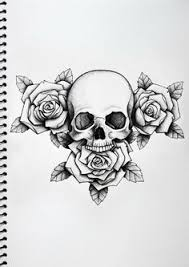 gun n roses skull tattoo drawing tattoobite com skull and