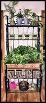 Herb Shelf 24 Best For Mom Images On Pinterest Bakers Rack Porch Ideas And
