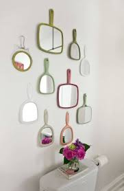 Large Bathroom Mirrors by Bathroom Colorful Bathroom Mirrors White Framed Bathroom Vanity