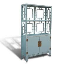 colorful bookcase acf china lattice back display shelf loversiq