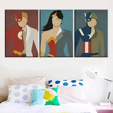 Diamond Home Decor by Diy Diamond Embroidery Painting Cartoon Hero Superman Batman