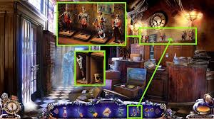 mystery trackers the four aces walkthrough bonus game